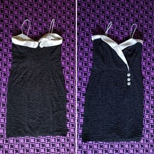 80's Cocktail Dress - Size 14/16